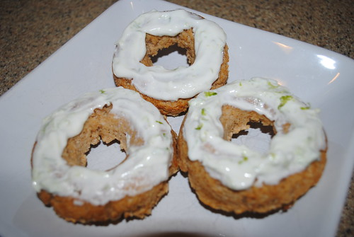 Baked Lime Doughnuts (2)
