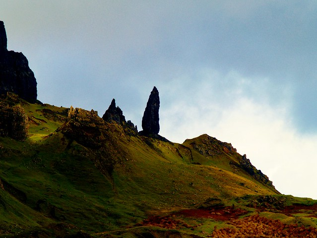 Old Man of Storr, Skye, Scotland.