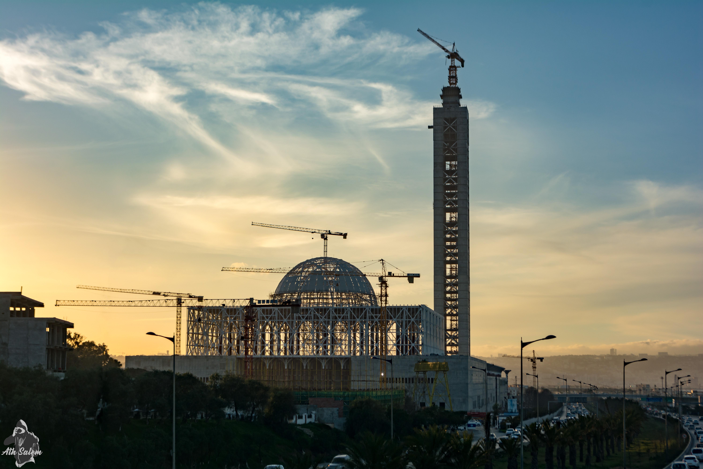 مشروع جامع الجزائر الأعظم: إعطاء إشارة إنطلاق أشغال الإنجاز - صفحة 19 33721363305_e74b4c951f_o