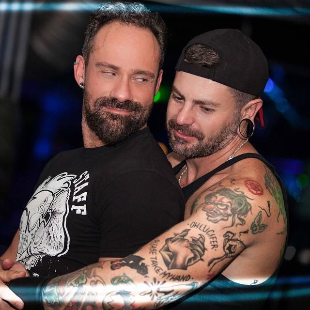 Hawk frankye tattoo tattoos fleshtunnel plugs pierc for Tattoos for gay men