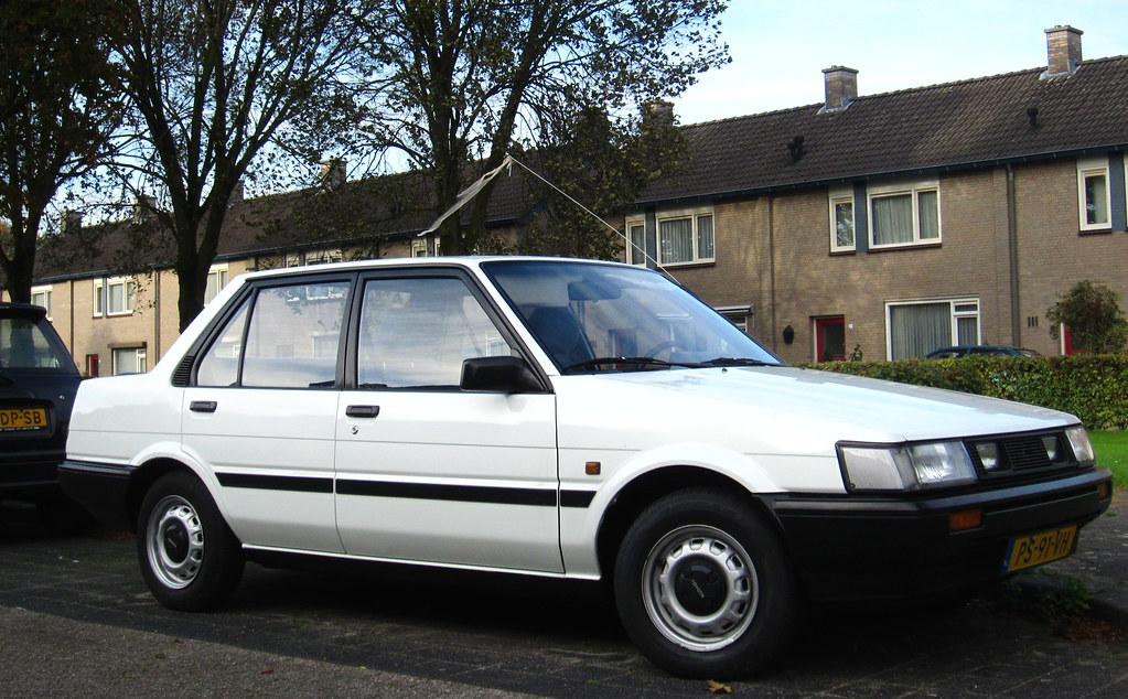 1986 Toyota Corolla 1 3 Gl Sedan Place Schijndel