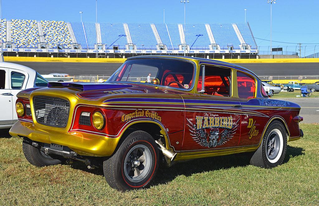 The Virginia Warbird Studebaker D Gasser At The Good