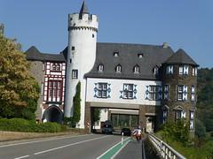 Römischer Wehr- und Glockenturm bei Kobern