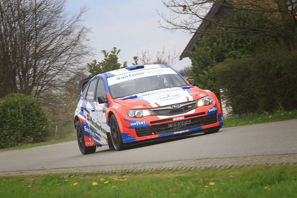 Titelverdediger Van Loon start in ELE Rally