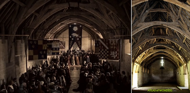 The White Princess film locations