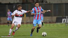 Catania-Cosenza: un solo precedente in Coppa Italia
