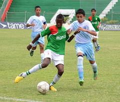 Final Fútbol de menores: Manabí derrotó a Guayas 4-3 y Acacia