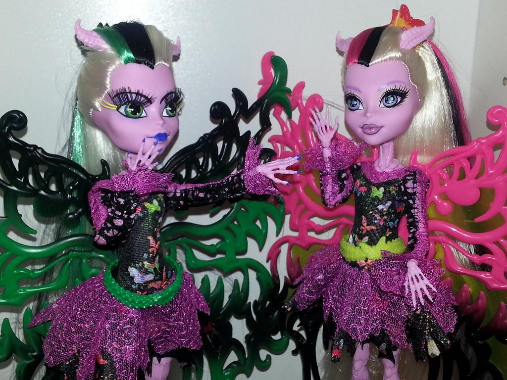Monster high bonita femur ooak repaint saw a similar one - Monster high bonita ...