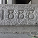 Cornerstone of the old Los Angeles County Court House