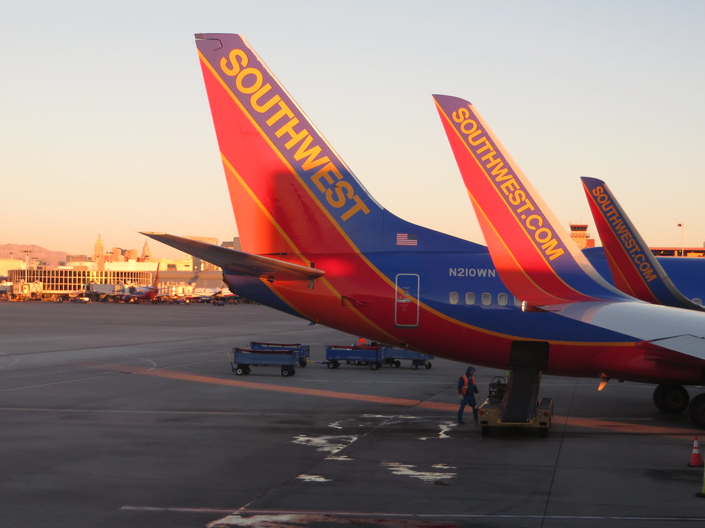 airline tickets to las vegas southwest