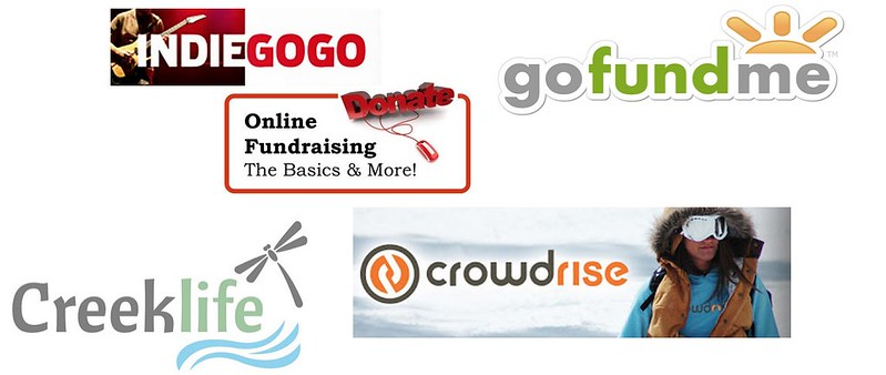 top fundraising sites on the web