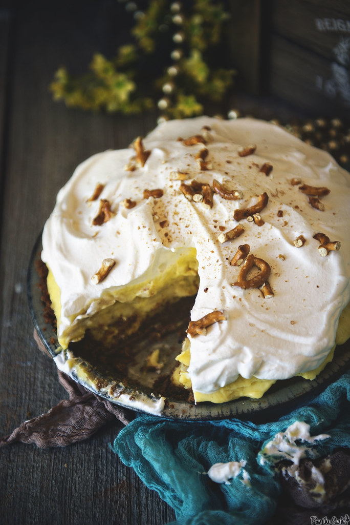 Homemade Banana Cream Pie