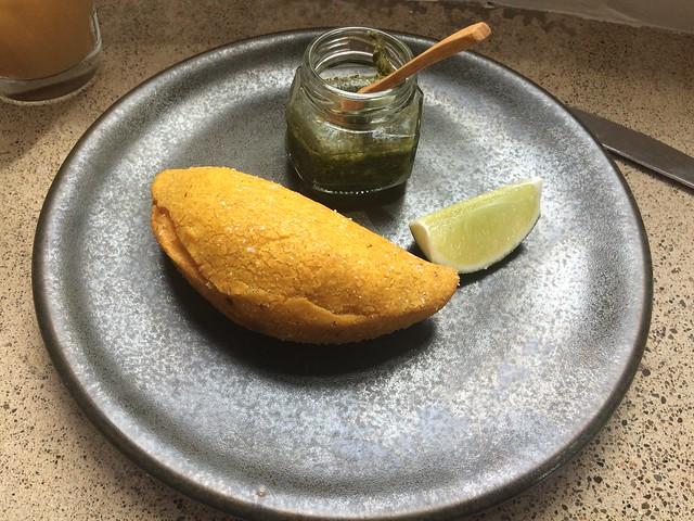 Plate of Empanada