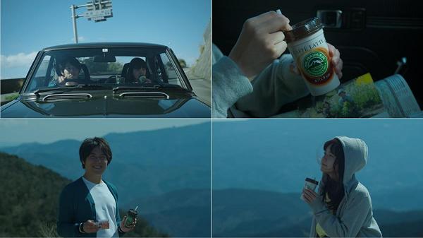 【動画】七尾旅人「マウントレーニア」CM曲が「ほっこりする!」と話題に!第3弾『ドライブ』篇