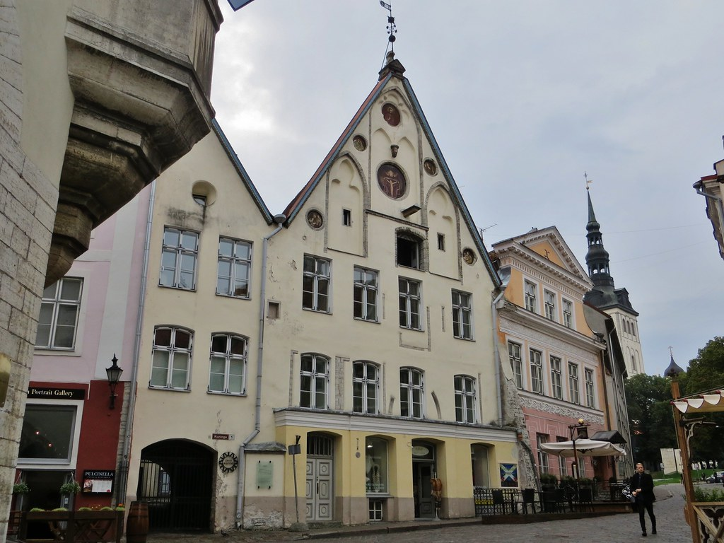Tallinn kuninga 1 the house at kuninga t nav 1 known for The bishop house