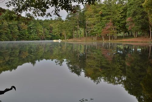 Fort Mountain Lake - Georgia