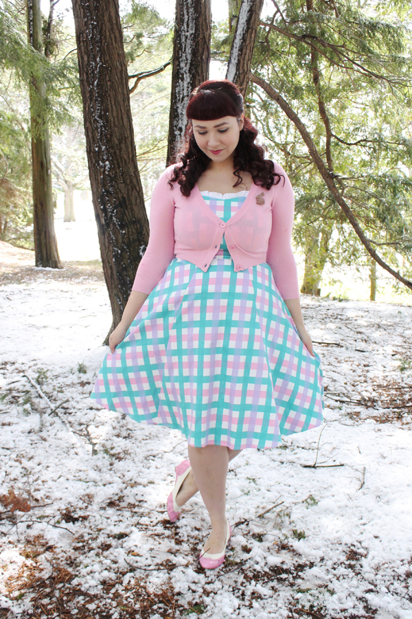 collectif dress pastel
