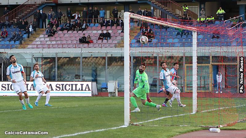 Il gol-vittoria di Andrea Di Grazia