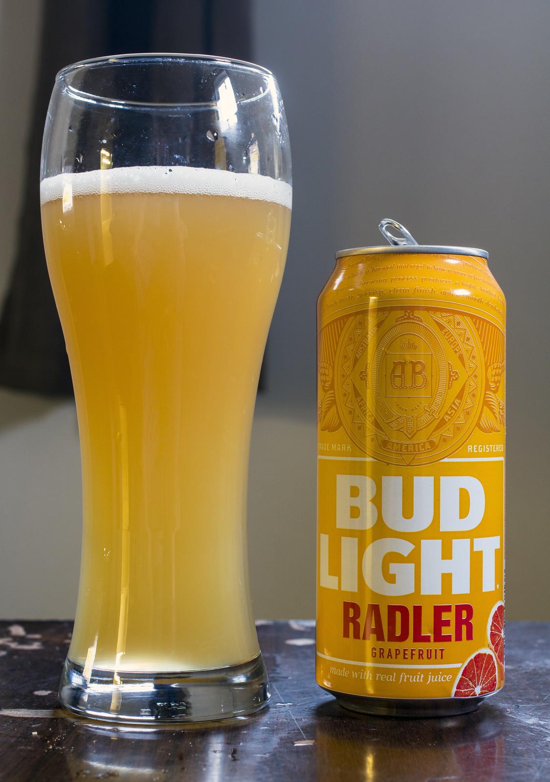 Charming Skunksworthu0027s Barleyslime: Bud Light Grapefruit Radler Great Pictures
