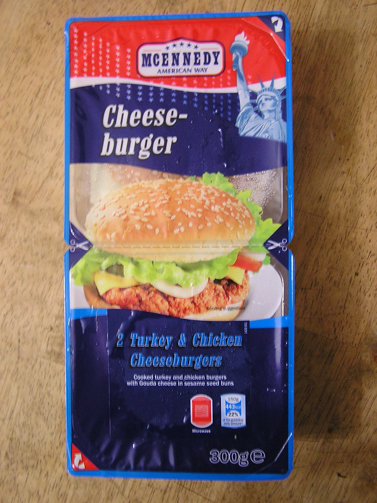 lidl 2 turkey amp chicken cheeseburger �299 12102014 flickr
