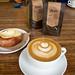 Coffee + Danish = Coffeeneuring Bliss