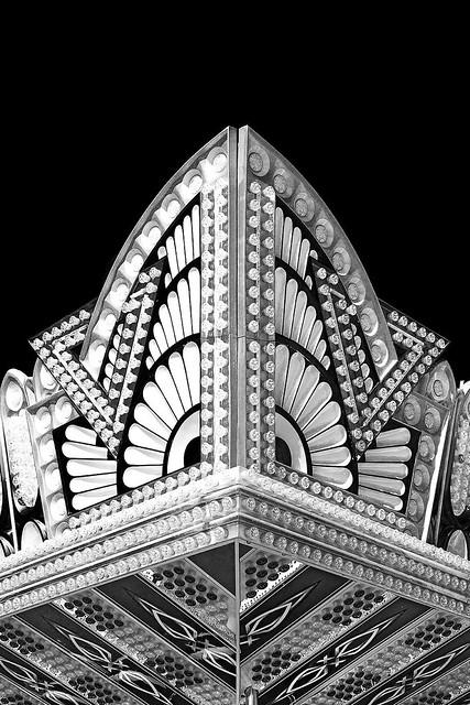 Art Deco Facade  Flickr  Photo Sharing!