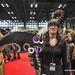 NY Comic Con 2014 Dead Master Black Rock Shooter