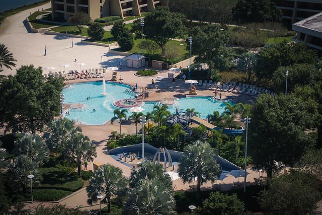 Contemporary Hotel Disney Florida