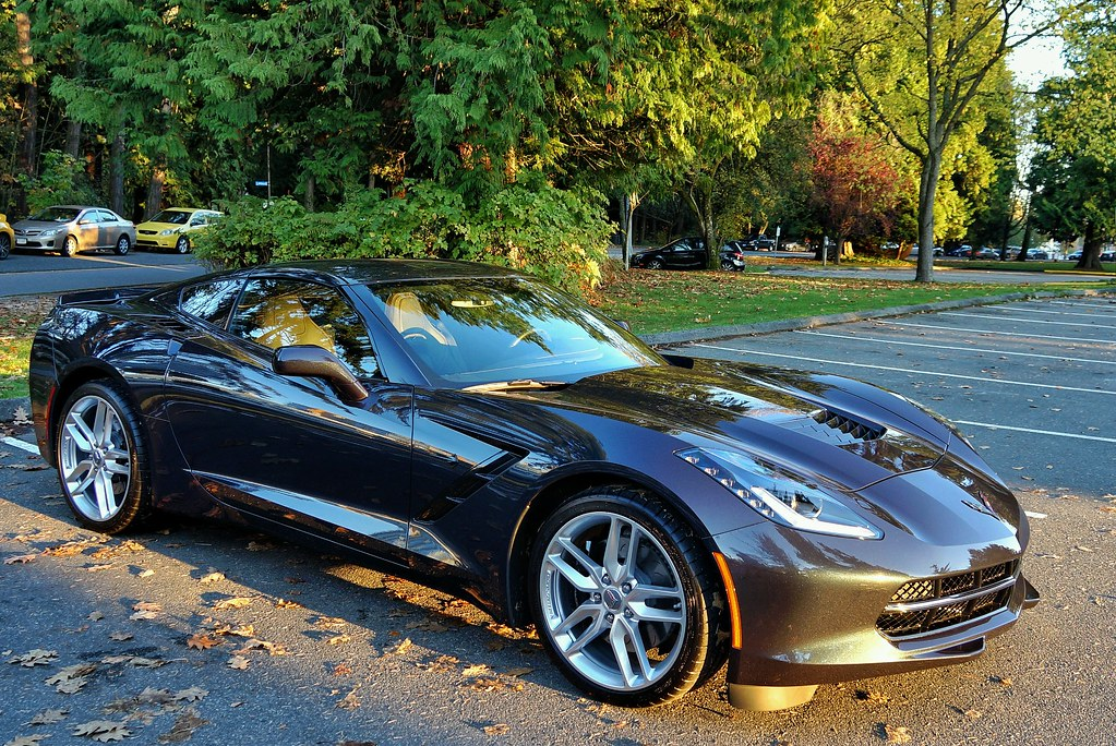 2015 corvette stingray z51 coupe in night race blue metall flickr. Black Bedroom Furniture Sets. Home Design Ideas