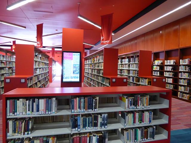 Boston Public Library, Central Library in Copley Square