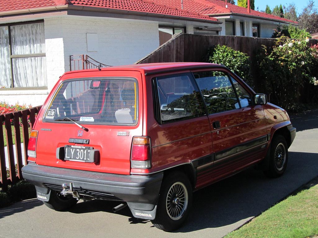 1985 Honda City E | A very original and tidy City that ...