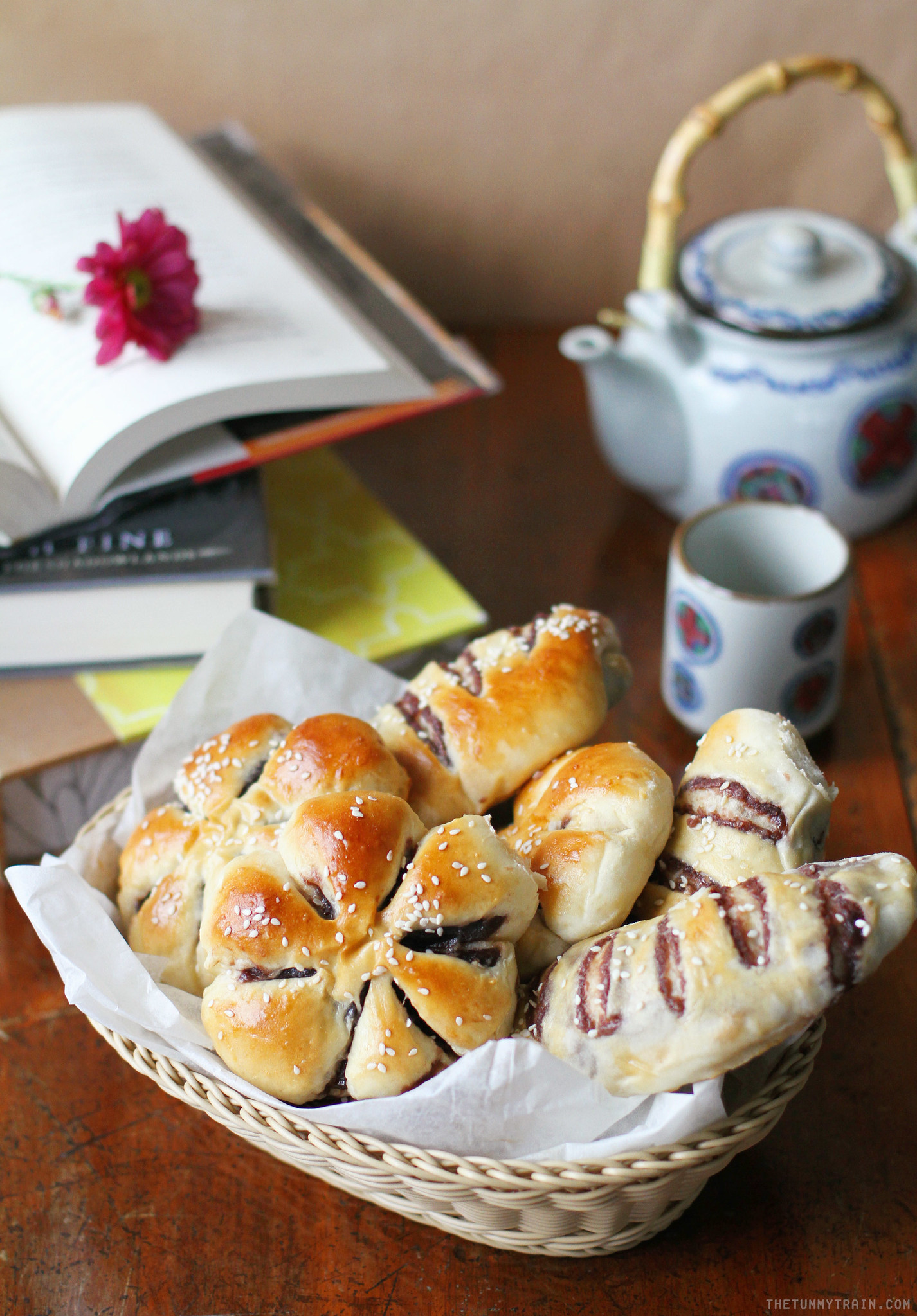 33600226572 b70dd4273a k - The surprising charms of Asian Red Bean Bread