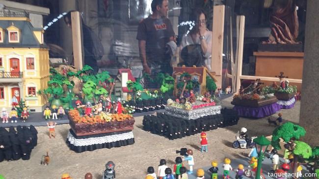 La Semana Santa en versión Playmobil