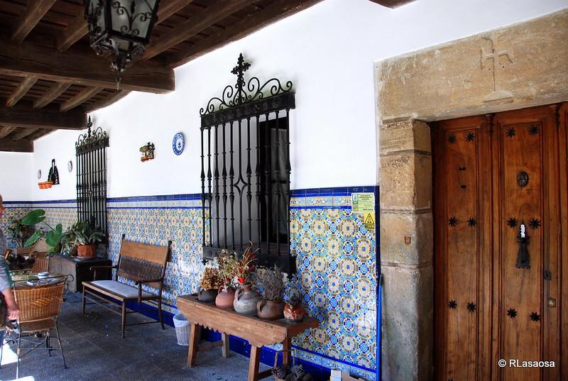 """Casona """"Posada de Linares"""", Selaya"""