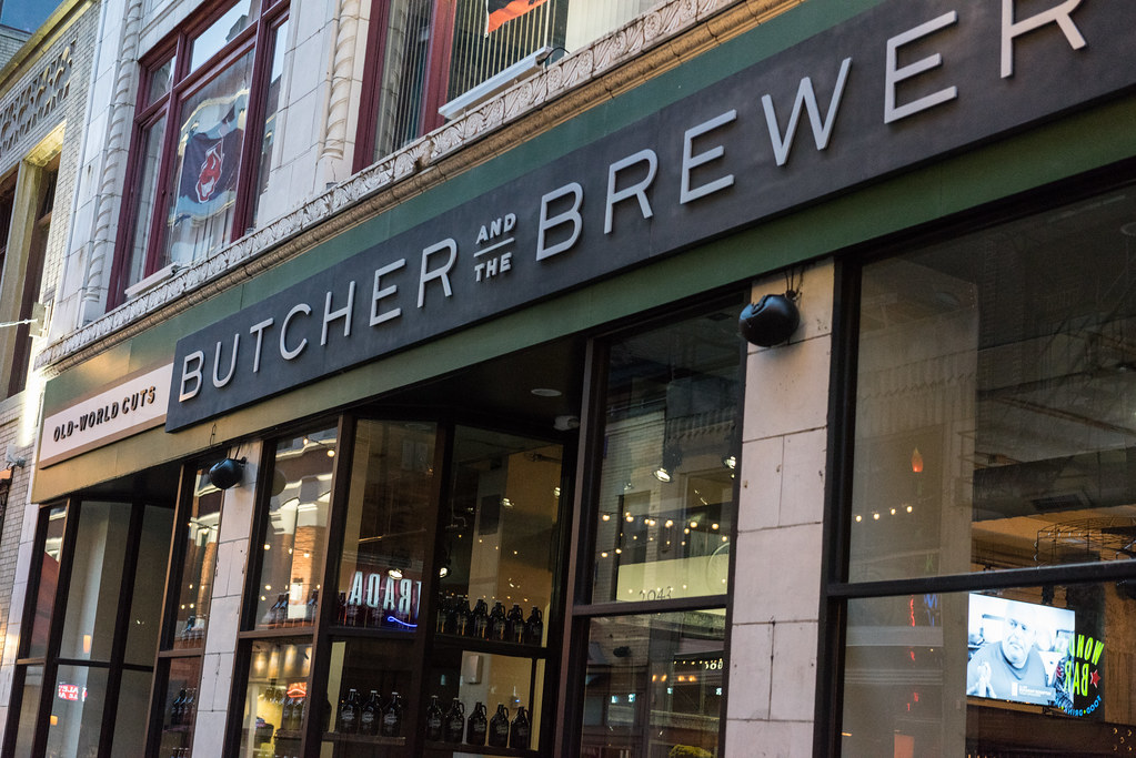 Butcher And The Brewer Edsel Little Flickr
