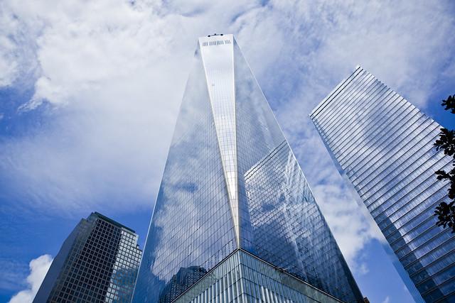 One World Trade Center 2014