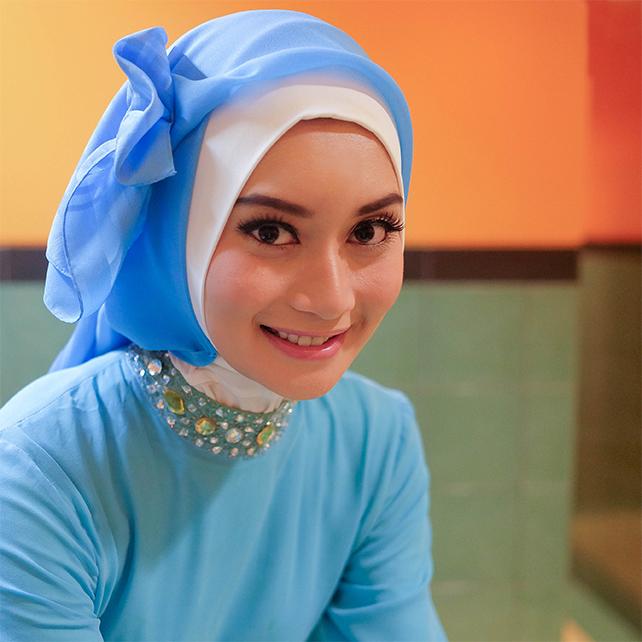 Hijab Challenge by Clozette