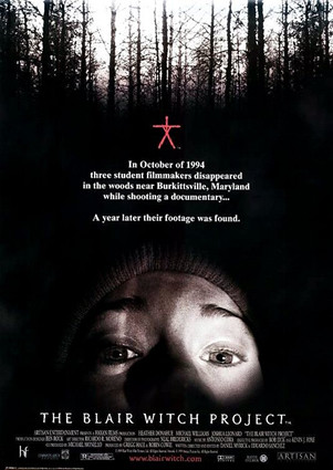 Image result for blair witch project