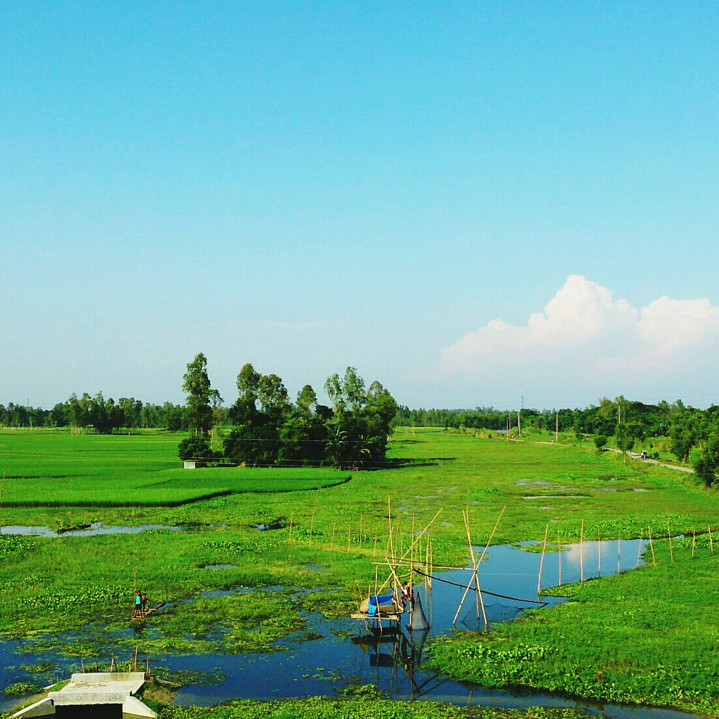 Nature Of Bangladesh Rural Areas