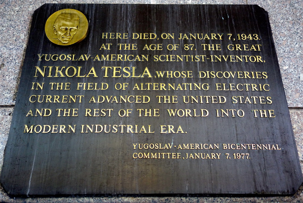 Where Nikola Tesla Died Now The Hq Of Aljazeera America