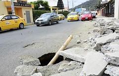Portoviejo: Ocho interesados en construir la calle España