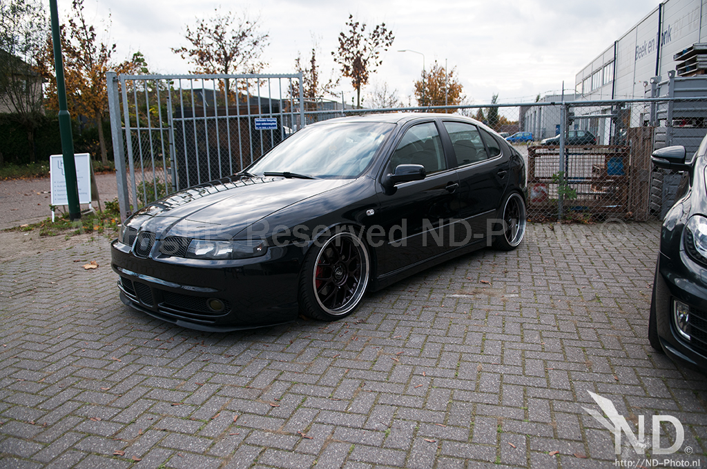 seat leon 1m staggered wheels hes seat online meeting 02. Black Bedroom Furniture Sets. Home Design Ideas