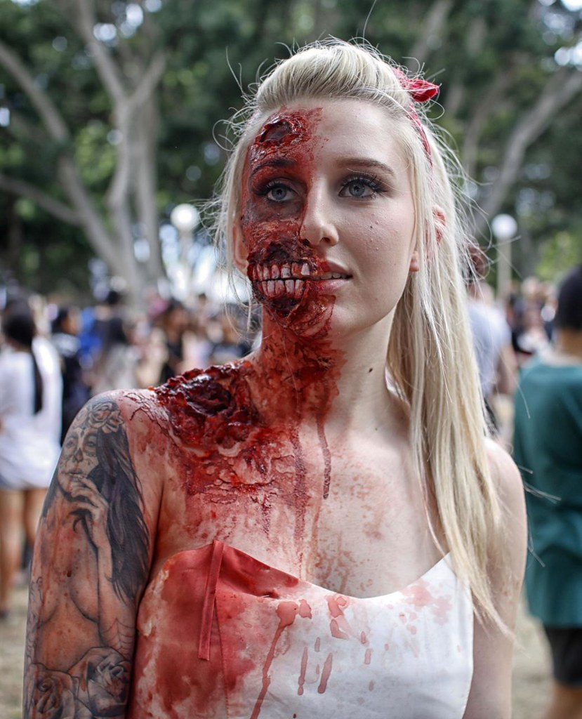 zombie walk sydney 2014 1040 - photo#11