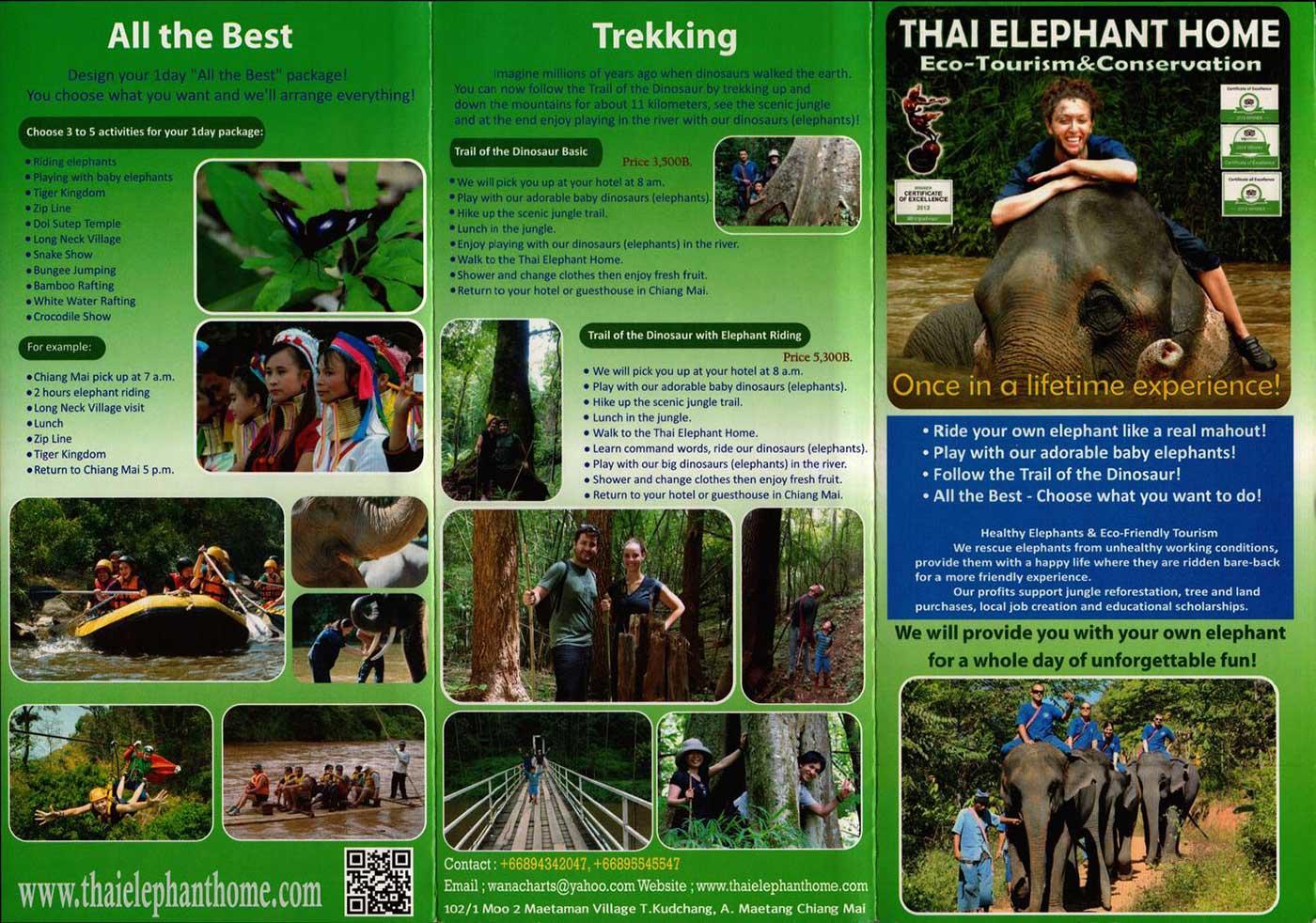 Thai Elephant Home Chiang Mai - Brochure, Tour Info, Price ... on elephant art, elephant furniture, elephant bathroom, cat design home, elephant logo design, elephant graphic design,