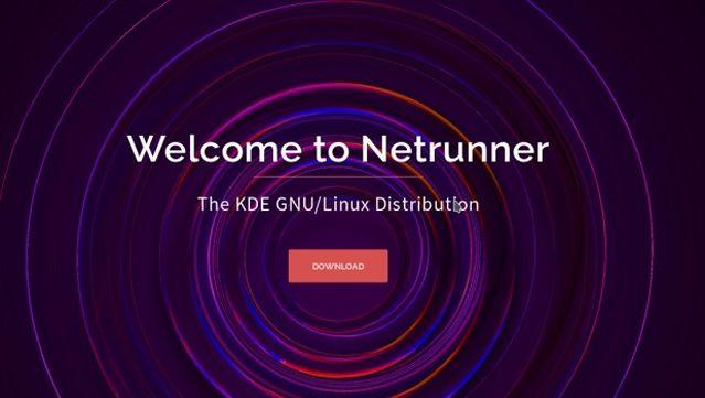 Netrunner-Desktop