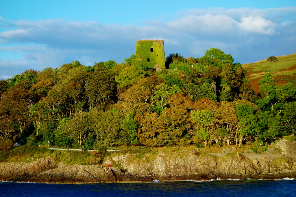 Dunollie Castle, Oban, Scotland
