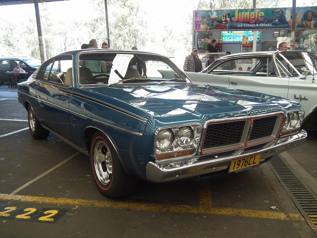 1976 Chrysler Cl Charger 770 Coupe 1976 Chrysler Cl