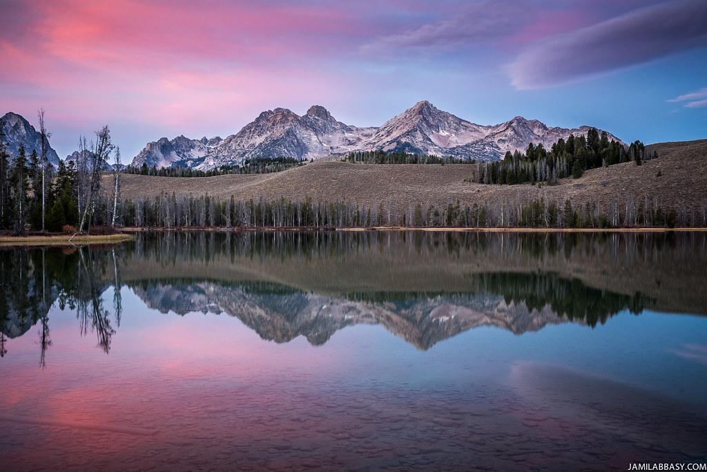 Henrys Lake - Again - Bill Schiess' Wild in Idaho