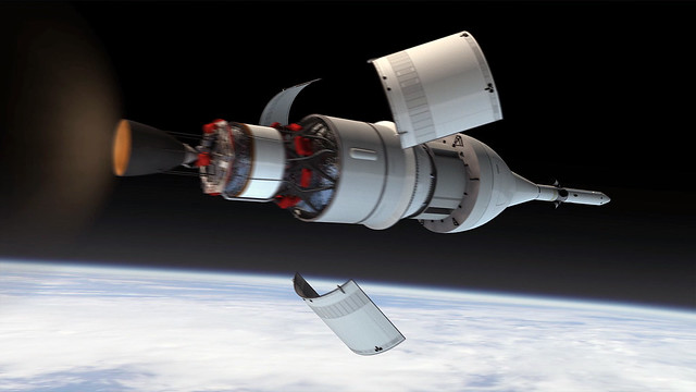 Orion Exploration Flight Test 1