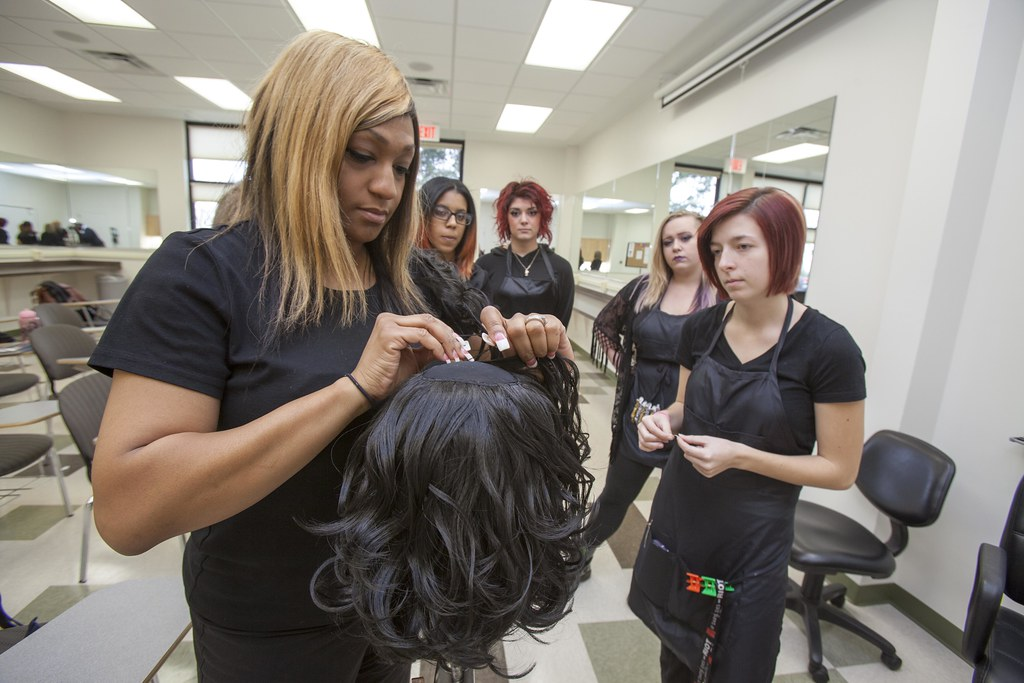 College Of Dupage Cosmetology Program At The Addison Regio